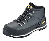 JCB Hiker Black Safety boots, Size 9