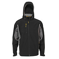 JCB Black Stretton Jacket, XX Large