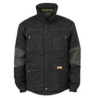 JCB Black Bamford Jacket, Large