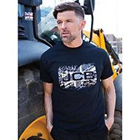 JCB Heritage Black T-shirt X Large