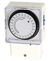 B&Q 24 hour Mechanical immersion Timer