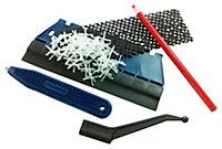 B&Q 12 Piece Tiling kit