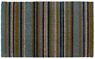 Colours Melia Multicolour Stripe Coir Door mat (L)450mm (W)750mm