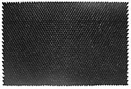 Diall Black Rubber Door mat (L)0.4m (W)0.6m