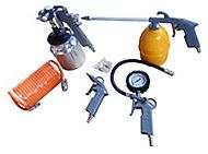 JCB 7 Piece Air compressor accessory kit