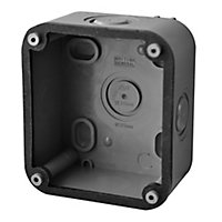 Diall Grey Junction box 85mm