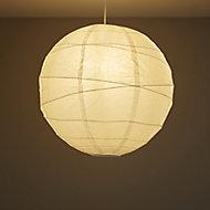 Shikoku White Light shade (D)485mm