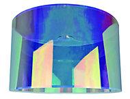 Colours Sancia Iridescent Light shade (D)400mm