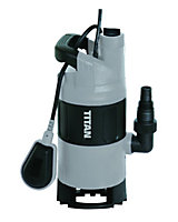 Titan TTB499PMP 2 in 1 submersible pump