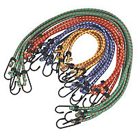 Bungee cord assortment, Pack of 16