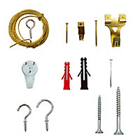 Handy to have 149 piece Assorted hardware kit