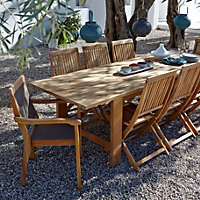 Azura Wooden Dining Table