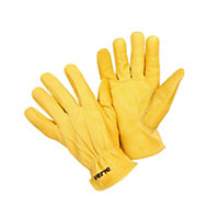 Verve Yellow Gardening gloves