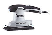 Mac Allister Corded 200W 1/3 Sheet sander MSSS200
