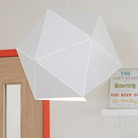 Tuck White Pendant ceiling light