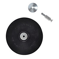 PTX Drill sanding plate backing pad (Dia)125mm