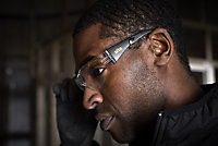 Site Clear Lens Safety specs