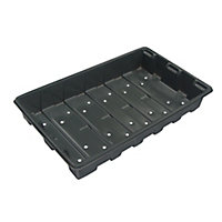 Grey Seed Tray 230mm, Pack of 5