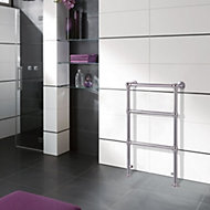 Blyss Traditional 148W Towel warmer (H)914mm (W)535mm