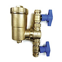Flomasta Magnetic central heating filter