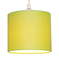 Colours Briony Cress Lamp shade (D)150mm