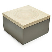 Shrewmouse Bamboo Storage box