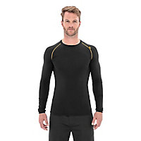 Site Black Sweatshirt Large