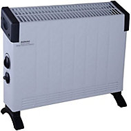 Blyss Electric 2000W Black Convector heater