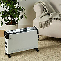Blyss Electric 2000W White Convector heater