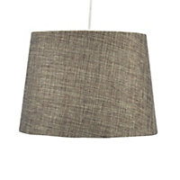 Colours Sadler Brown Metallic effect Light shade (D)280mm