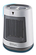 Blyss Electric 2000W White & black PTC Heater