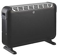 Delonghi Electric 2000W Black Convector heater