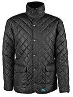 Rigour Black Jacket, Large