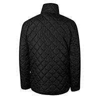 Rigour Black Jacket, Medium