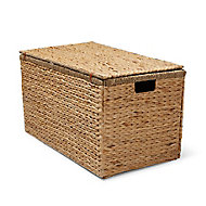 Water hyacinth & seagrass Foldable Chest