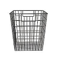 Mixxit Black Metal Storage basket