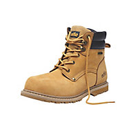 Site Savannah Men's Tan Safety boots, Size 7