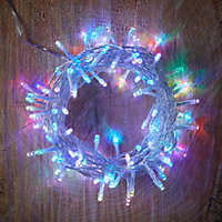 120 Colour changing LED String Lights