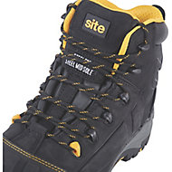 Site Fortress Men's Black Safety boots, Size 11