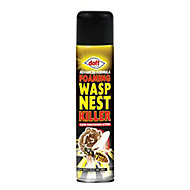 5053249226644 FOAMING WASP NEST KILLER 300ML