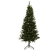 6.5ft Corner Artificial Christmas tree