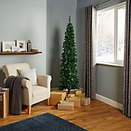 6.5ft Slim spruce pine Artificial Christmas tree