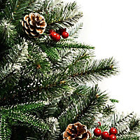 6ft New Jersey Spruce Artificial Christmas tree
