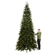 16ft Canyon Pine Artificial Christmas tree