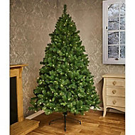 7ft Oregon Pine Artificial Christmas tree