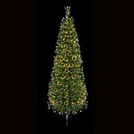 2.5ft Crystal tip Artificial Christmas tree