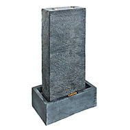 Outdoor Living UK Slate style wall Water feature