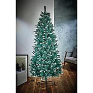 8ft Bluemount Fir Artificial Christmas tree