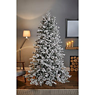 8ft Lucia Spruce Artificial Christmas tree