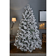 7ft Lumi Spruce Artificial Christmas tree